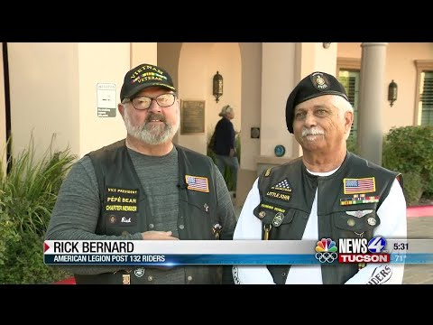 American Legion Post 132 Donates Golf Cart To Veterans