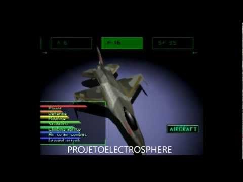 Ace Combat 2 (HD) ALL PLANES
