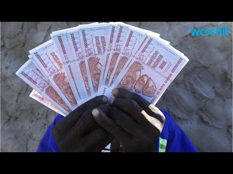 What Will 35 Quadrillion Zimbabwe Dollars Get You