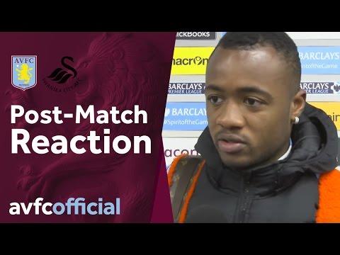 Aston Villa 1-2 Swansea post match reaction
