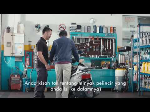 Shell Advance Scooter Oil Malaysia