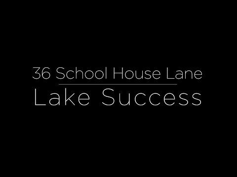 36 School House Lane  |  Lake Success, NY  |  Cinematic Tour