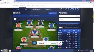 how to create IPL fantasy league