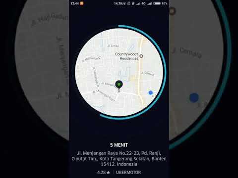 Uber ringtone