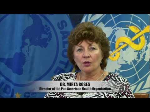 Message from Dr. Mirta Roses, Health in the Americas