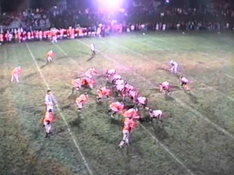 Morris Tigers Vs West Central Area 1994