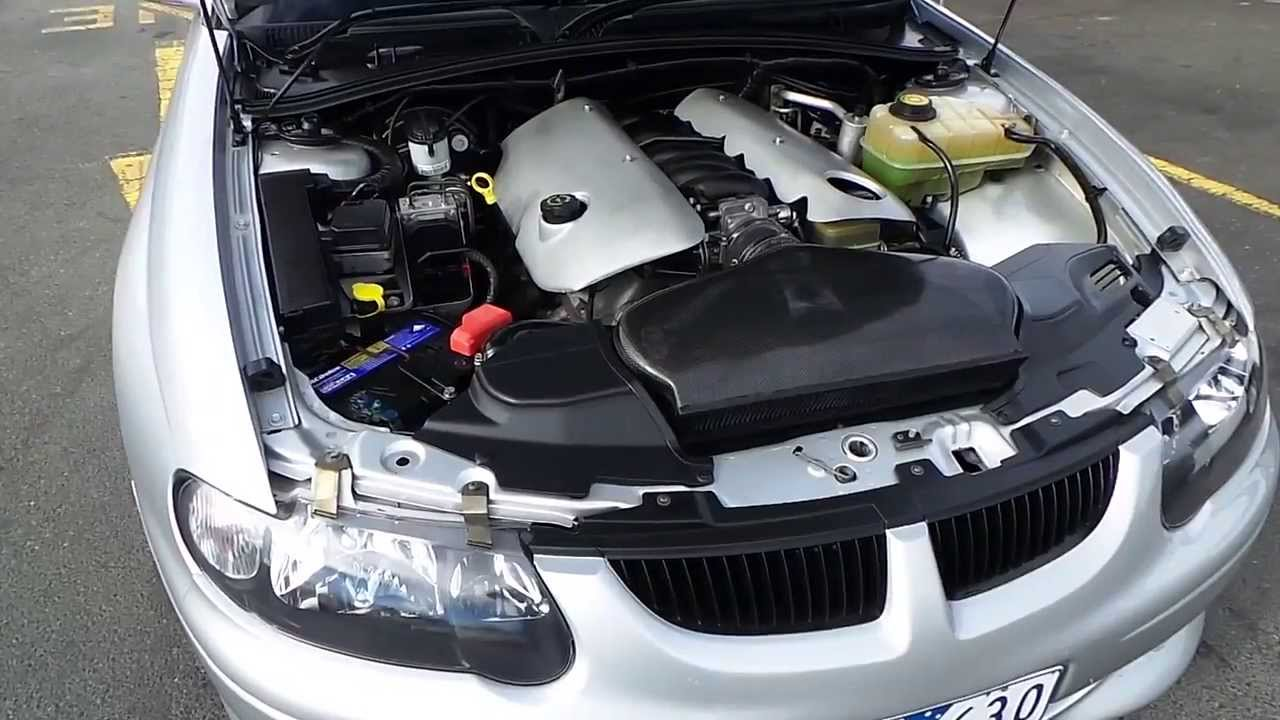 Used 2002 Holden Commodore SS VXII for sale (Car City Ringwood Victoria)