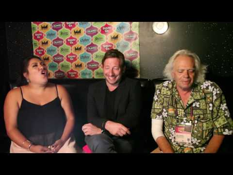 The Greasy Strangler interview - Fantastic Fest exclusive streaming vf