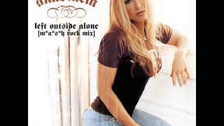 Anastacia - Left Outside Alone (M*A*S*H Rock Mix)