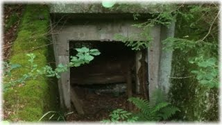 Metal detecting Hitlers Bunkers from the SS Wehrmacht WW2 in Germany, E Trac
