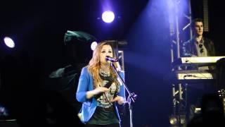 Demi Lovato - Here We Go Again/La La Land (Rio de Janeiro - 19.04.2012)