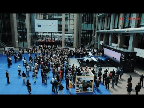 4 ELEMENTS OF INNOVATION / Brussels - Justus Lipsius building /
