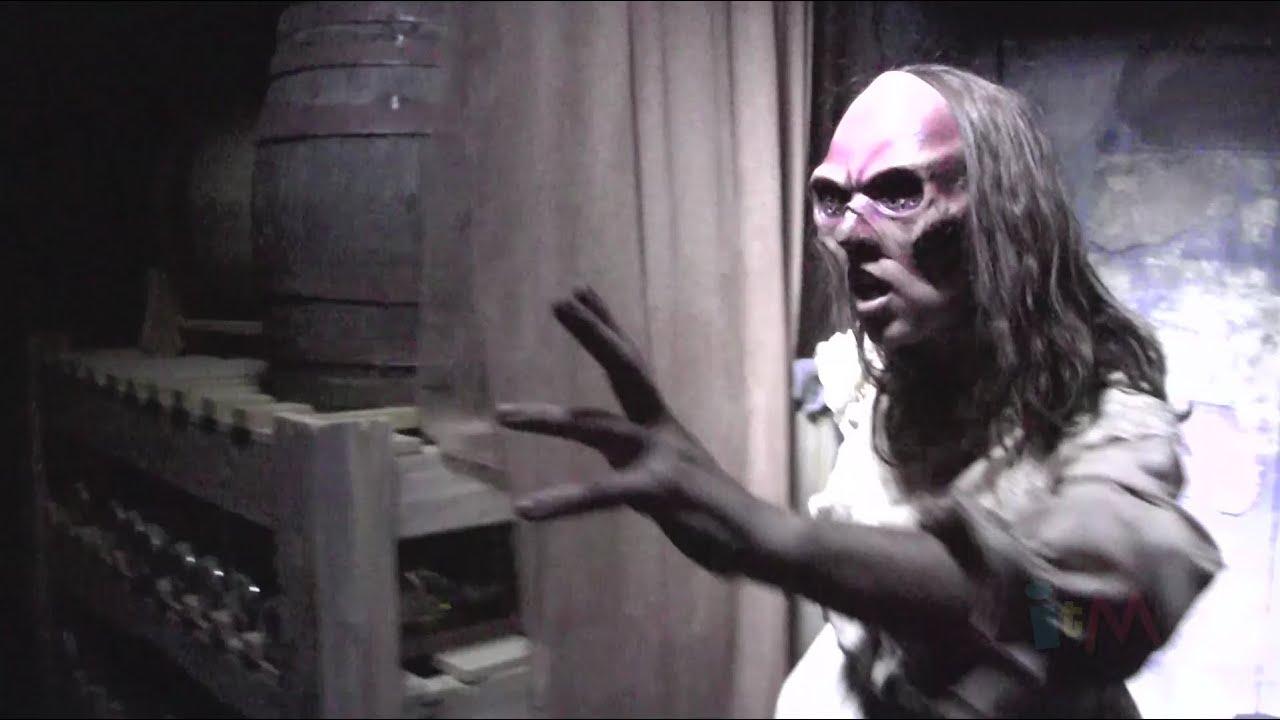 full la llorona haunted house at halloween horror nights 2013 universal orlando youtube