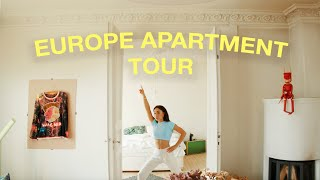 I MOVED TO EUROPE - APARTMENT TOUR! 🏡 | MyLifeAsEva