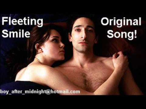 Fleeting Smile - Roger Eno - The Jacket Movie 'ORIGINAL SONG'