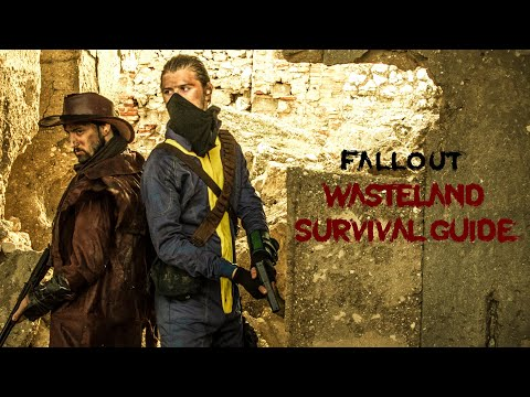 Fallout: Wasteland Survival Guide - Fan Film (2017) [SUB ESP]