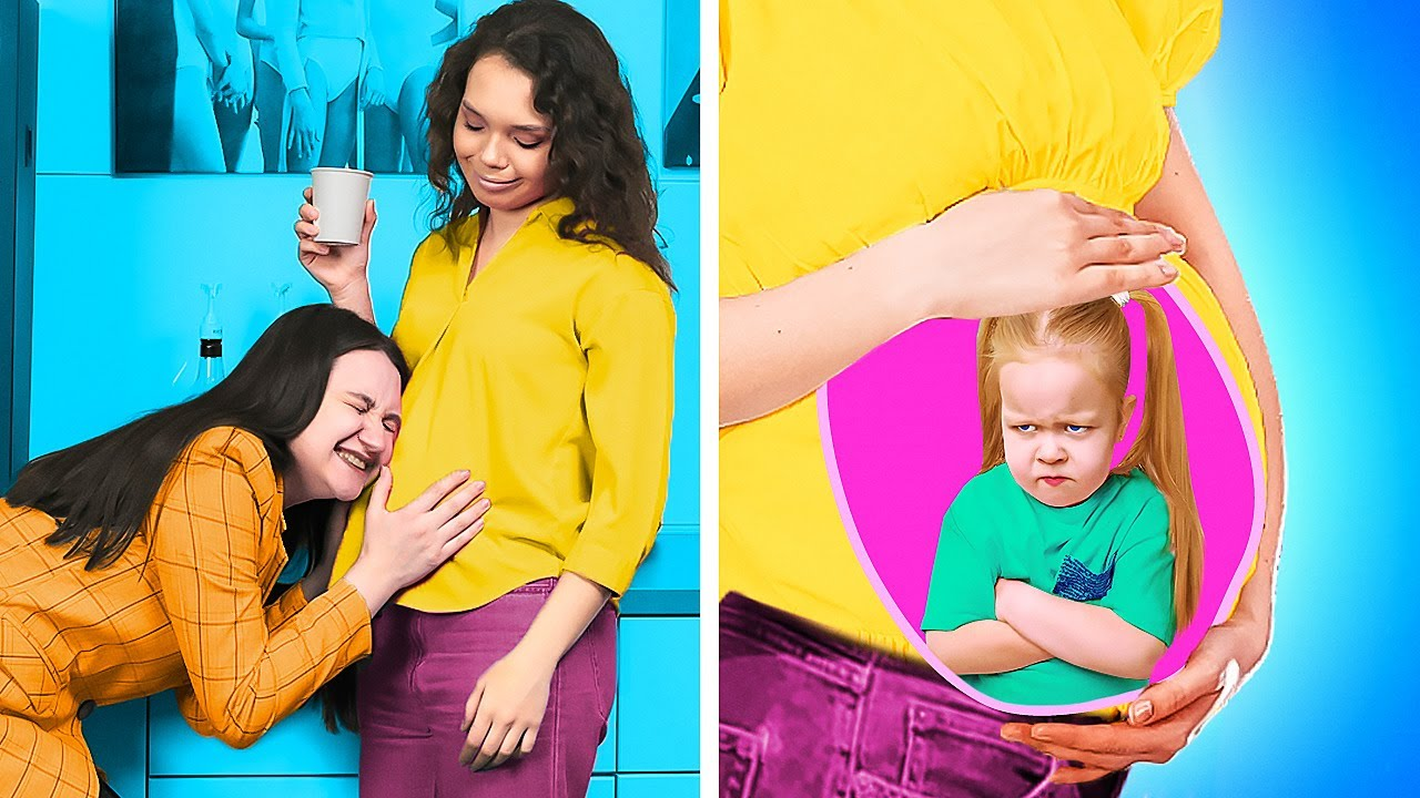 PREGNANCY SURVIVAL GUIDE || Life-Changing Hacks For NEW MOMMIES!