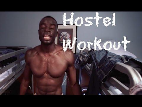 Hostel Travel Workout