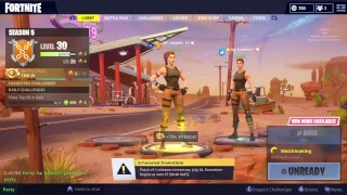Fortnite Battle Royale With Dylan *GIFTING IS OUT*