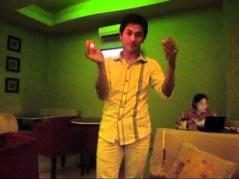 ảo thuật tay không lấy đèn - Nguyen Phuong (shop dụng cụ ảo thuật 0918003216)