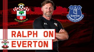 PRESS CONFERENCE: Ralph Hasenhüttl previews Everton test