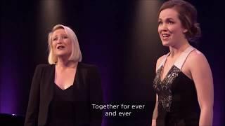 """""""Ist ein Traum / Spur nur dich"""" Octavian, Sophie, 'Der Rosenkavalier' (Strauss), Royal Opera House"""