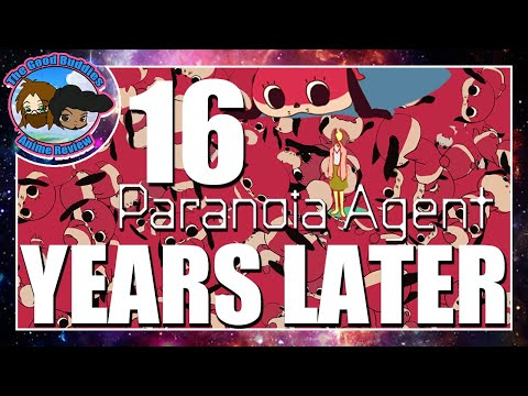 Paranoia Agent Review! - The Good Buddies Anime Review (Episode 90)