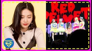 Fans were Heartbroken to See Red Velvet Joy Breaking Down for Not Being Able to Perform Because...