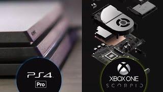 XBOX SCORPIO VS PS4 PRO COMPARISON, A HARRY POTTER RPG? & MORE