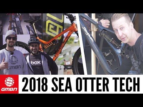 Brand New Mountain Bike Tech   Sea Otter Classic 2018
