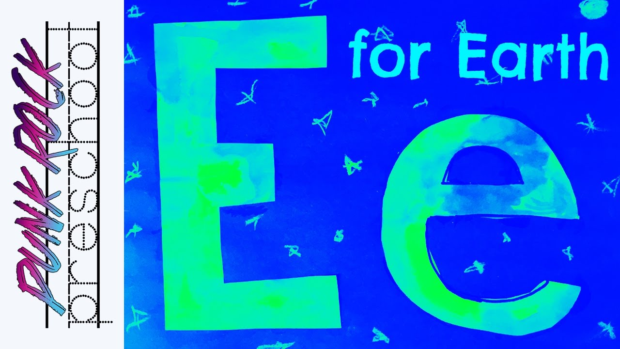 Letter E For Earth Fun Preschool Crafts For Kids Best Preschool Activities For Kids
