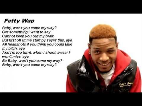 Fetty Wap Feat 2 Chainz & T.I - My Way (Remix Mash Up)