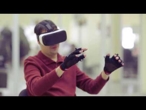 Senso VR Gloves