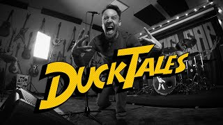 DuckTales Theme (metal cover by Leo Moracchioli)