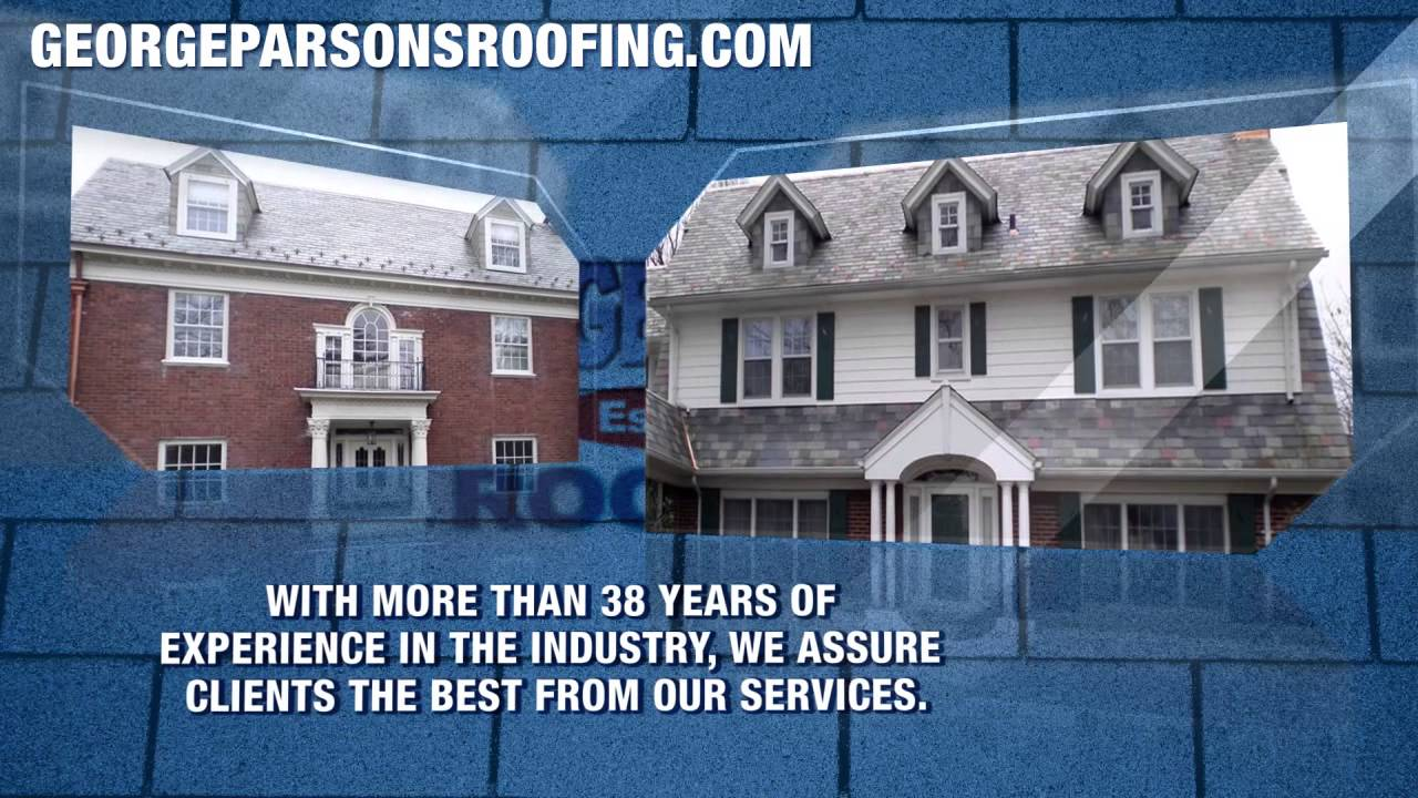 Beautiful George Parsons Roofing | George Parsons Shop
