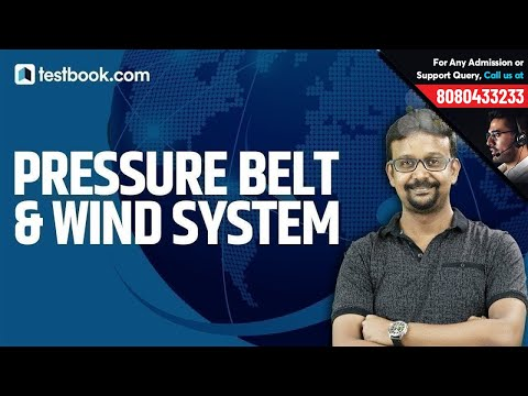 SSC CGL 2018 | Pressure Belt & Wind System For SSC General Awareness | Important For UPSC & CDS