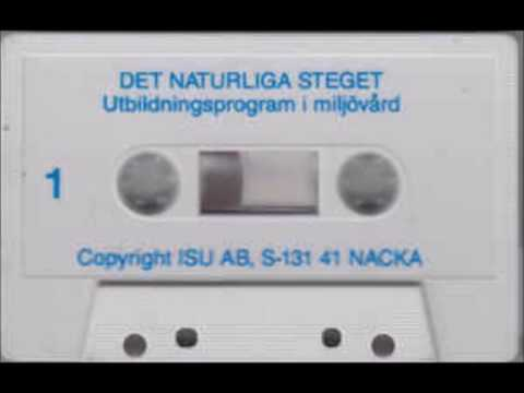 Det Naturliga Steget  - Utbildningsprogram i miljövård (1988)