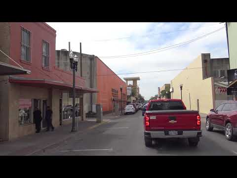 McAllen Texas Minutes From Mexico