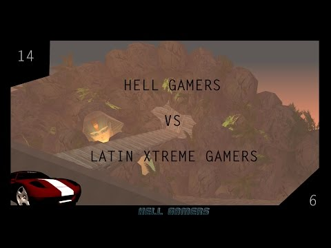 Clanwar | Hell Gamers (14) vs. Latin Xtreme Gamers (6)