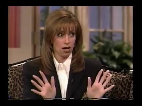 Roseanne interviews Paula Jones (1998)