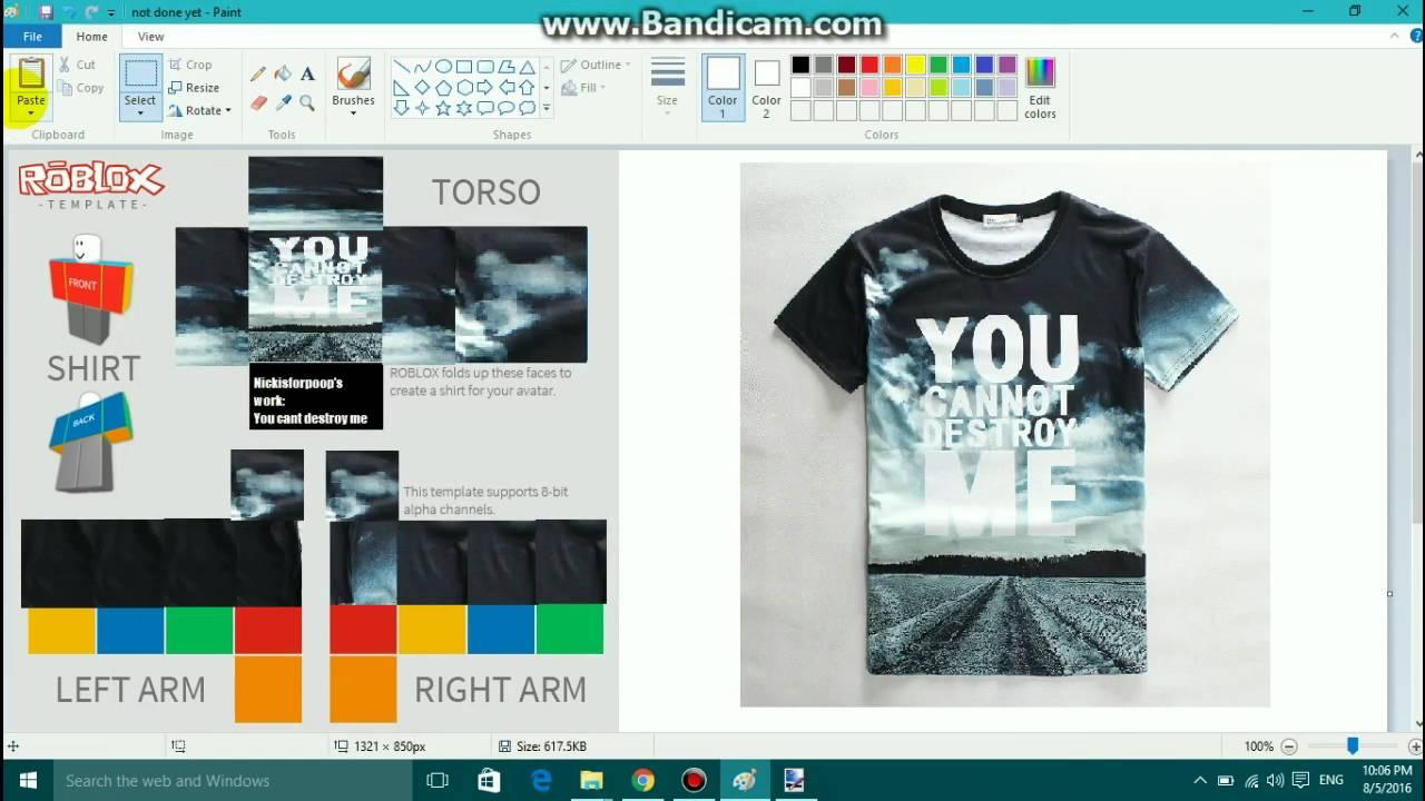 Roblox Chain Supreme And Shirt T