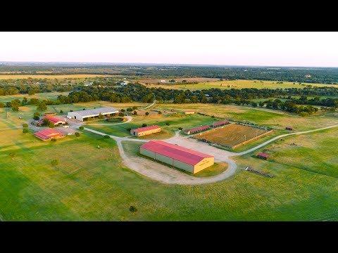 """170 Acres +/-, """"Chris Cox"""" Horsemanship Facility, Peadenville, Palo Pinto County, Texas"""