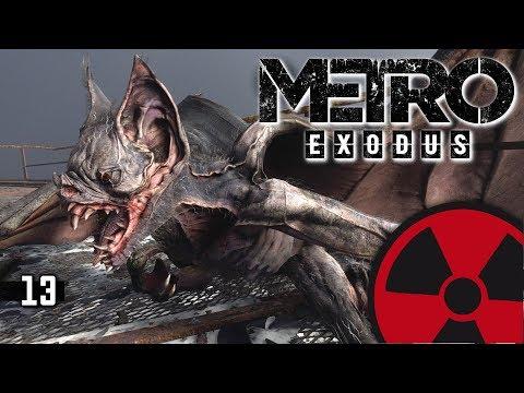 Metro Exodus - #13: Hilfe für Teddy ☢ [Lets Play - Deutsch]