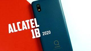 Alcatel 1B 2020 unboxing y primeras impresiones | Tecnocat