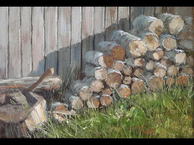 firewood дрова vugar mamedov