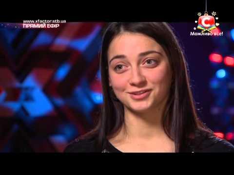 Х-фактор-5 Санта Данелевича - История Гала-концерт27.12.2014
