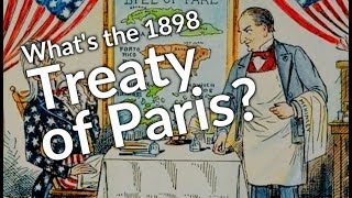 What's the 1898 Treaty of Paris? #AskKirby