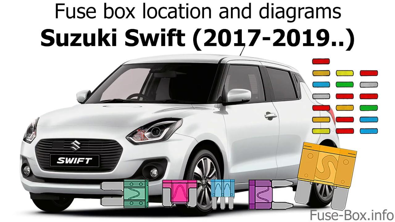 Suzuki Swift Fuse Box   One Wire Alternator Wiring Diagram for ...