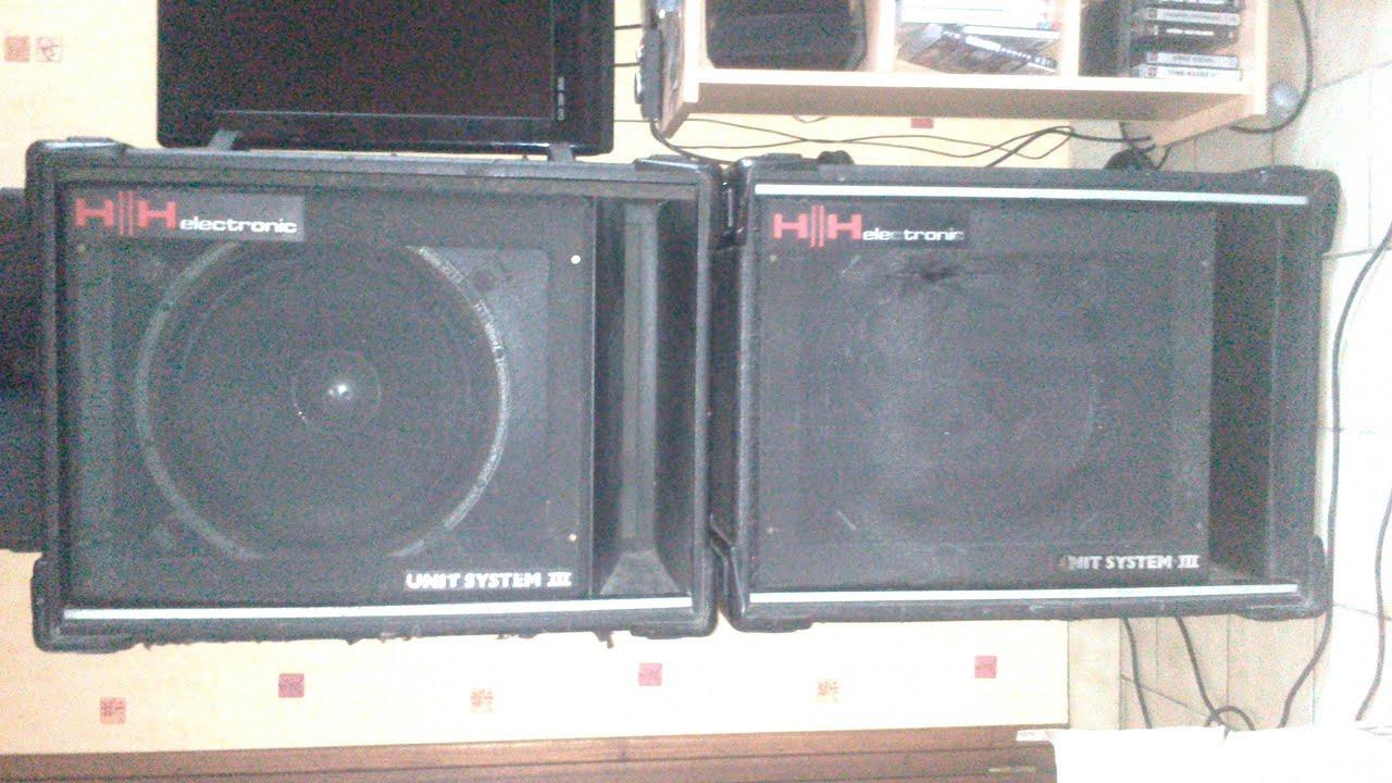 Caisson Hh Et Filtre Actif Integre Yamaha P Ca Tape P