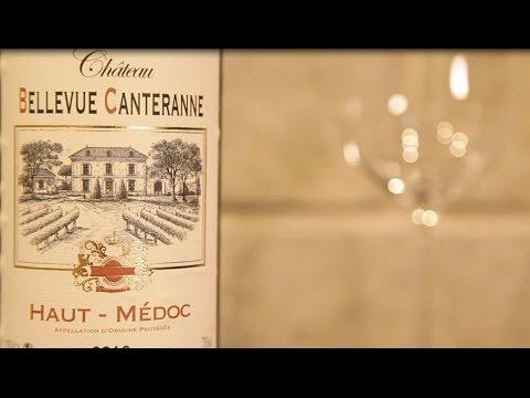 Firadis WINE CLUB 30 ワインテイスティング動画 フランス・ボルドー産ワイン シャトー・ベルヴュー・カントランヌ